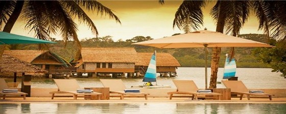 Holiday Inn Resort in Vanuatu