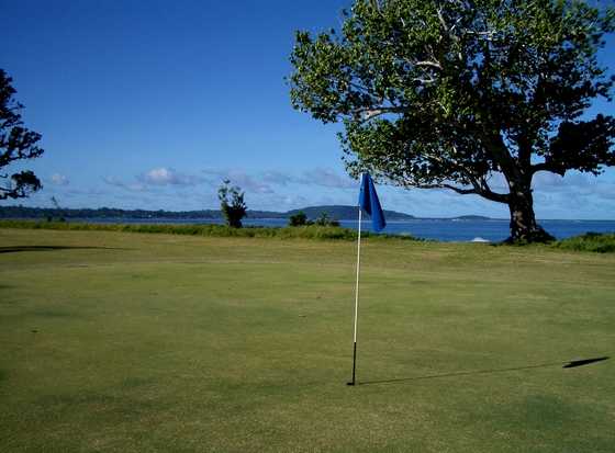 Port Vila Golf and Country Club course